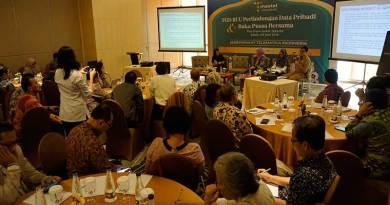 FGD Rancangan Undang Undang Perlindungan Data Pribadi