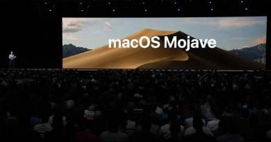 Apple Luncurkan MacOS Versi Terbaru