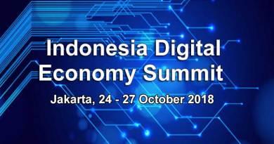 Indonesia Digtial Economy Summit