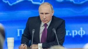 Putin Tandatangani Undang-Undang Untuk Putuskan Rusia dari Internet Dunia