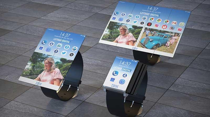 Jam Tangan Pintar Ini Dapat Berubah Menjadi Ponsel Pintar Dan Tablet PC