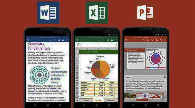 Aplikasi Microsoft Office Kini Ada di iOS dan Android