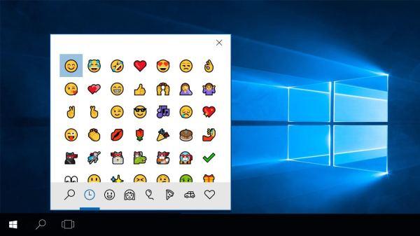 Как включить панель emoji в польской Windows 10 без ...
