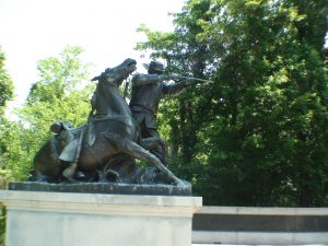 Vicksburg Federal Civil War Park