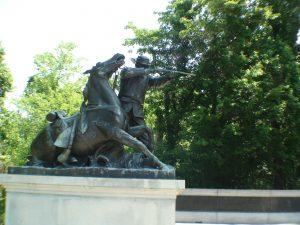 Vicksburg Federal Civil War Park