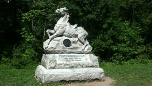 Chickamauga Monument