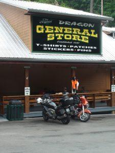 My Bike at Deals Gap