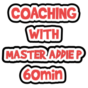 Master Addie P Coaching 1h