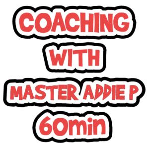 Master Addie P Coaching 1h