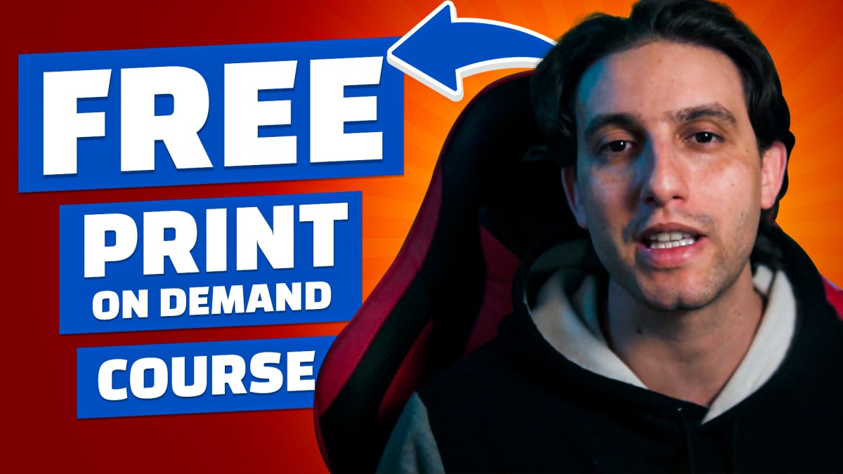 How To Start A Print On Demand T-Shirt Business In 2021 Tutorial (Step By Step Beginners Guide)