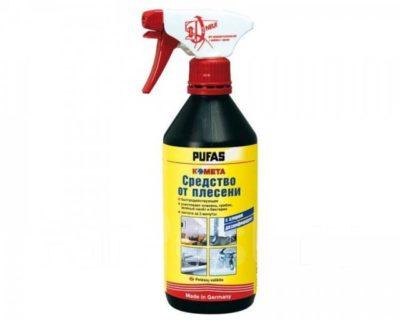 Antifungal agent PUFAS.
