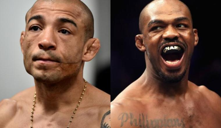 Jose Aldo appreciated the chances of Jon Jones in the heavyweight division, gave a prediction for the fight with Francis Ngannou