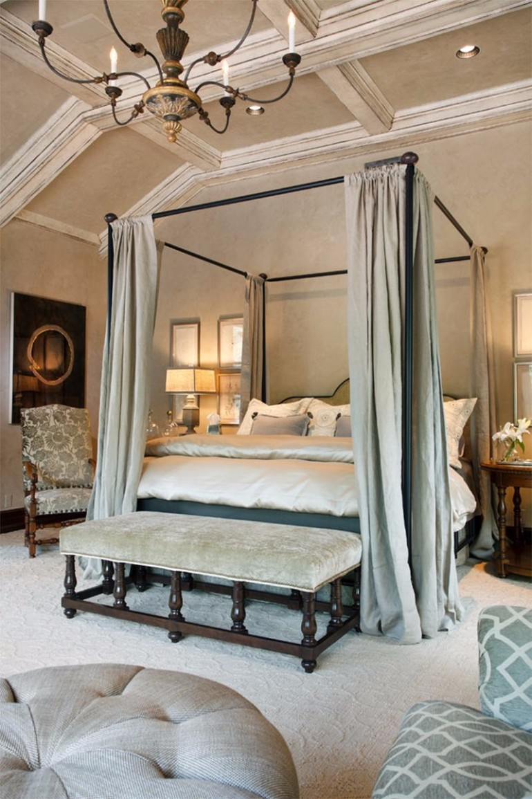 Best Ideas for Romantic Master Bedrooms - Master Bedroom Ideas on Best Master Bedroom  id=50362