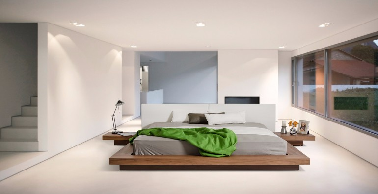 Get inspired by Minimal Bedroom Designs - Master Bedroom Ideas on Minimalist Modern Bedroom Design  id=77281