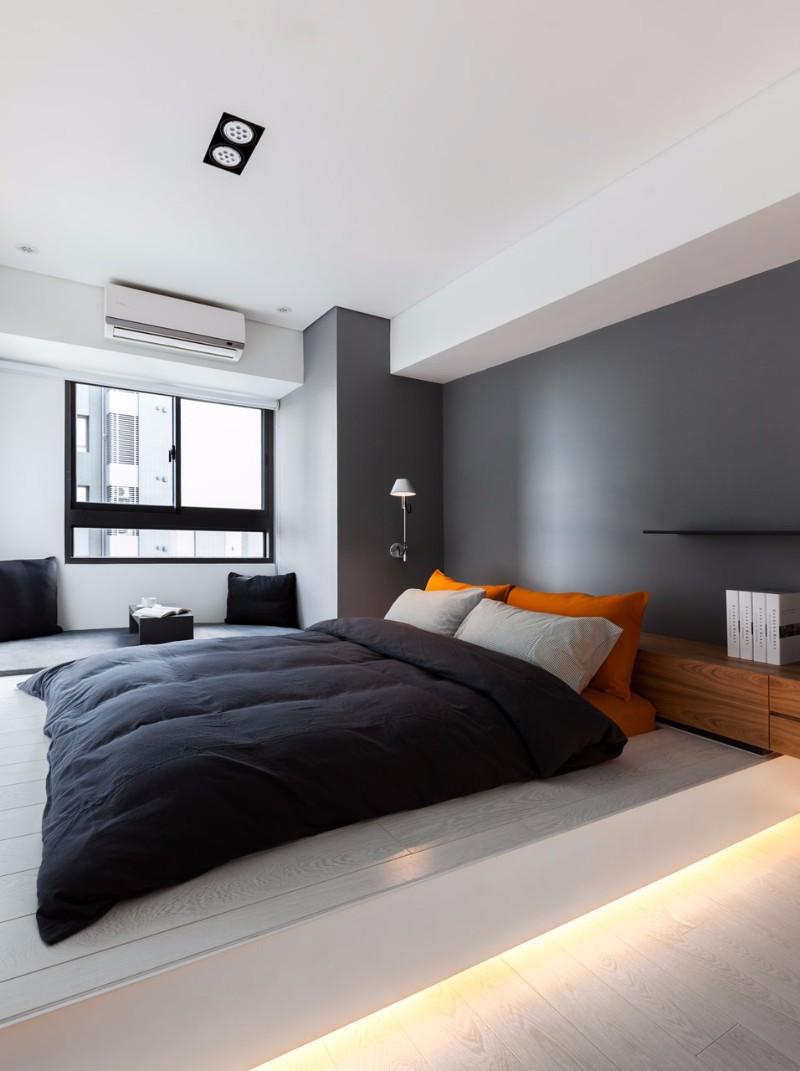 15 Amazing Bedroom Designs for Men - Master Bedroom Ideas on Amazing Bedroom  id=86239