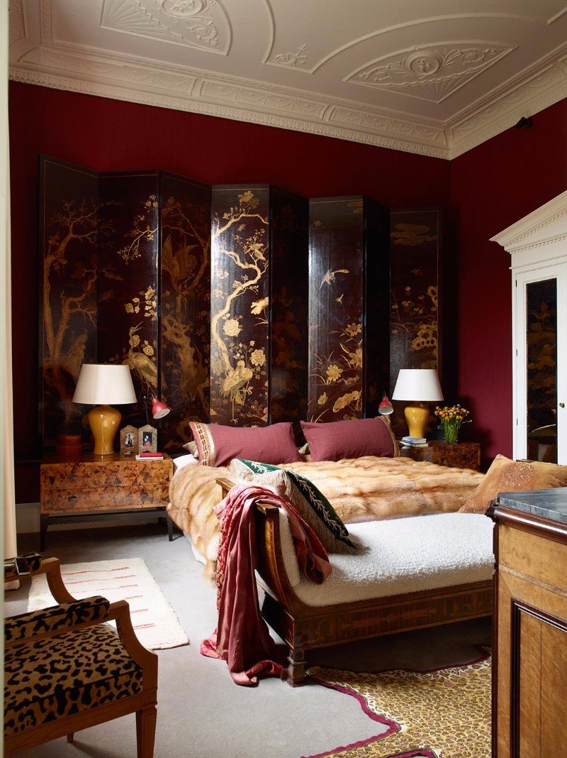 12 Sensational Eclectic Style Master Bedroom Designs