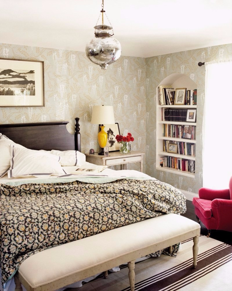 10 Bedroom Designs in Boho Chic Style - Master Bedroom Ideas on Boho Master Bedroom Ideas  id=53475