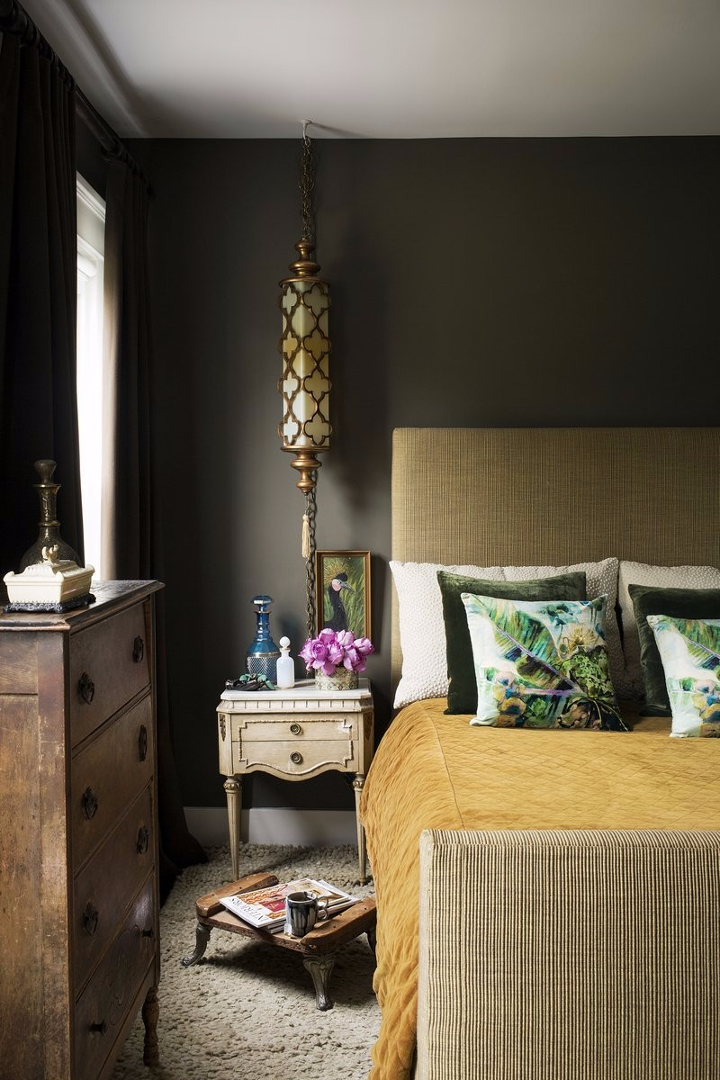 10 Bedroom Designs in Boho Chic Style - Master Bedroom Ideas on Boho Master Bedroom Ideas  id=62541