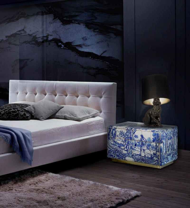 Master Bedroom A Christmas Gift Guide for a Modern Master Bedroom Boca Do Lobo Heritage Nightstand Luxury Furniture Exclusive Design Bedroom Design