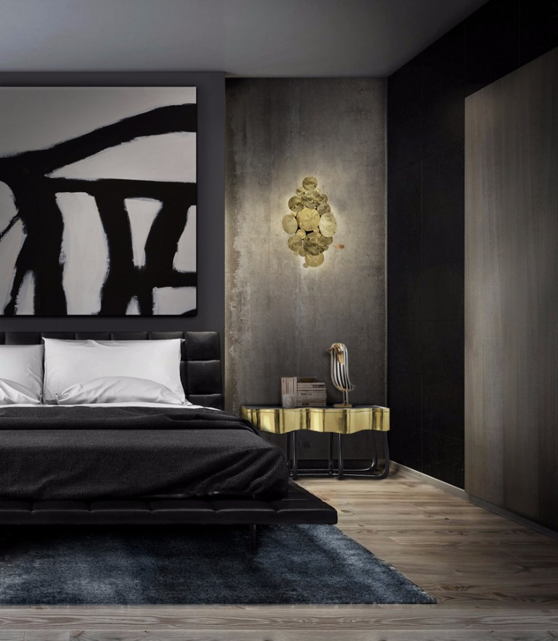 Master Bedroom A Christmas Gift Guide for a Modern Master Bedroom Boca Do Lobo Sinuous Nightstand Luxury Bedroom Furniture Exclusive Design