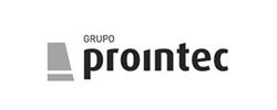 Prointec Logo clientes MASTER BIM ONLINE