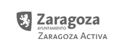 Zaragoza Activa Logo clientes MASTER BIM ONLINE