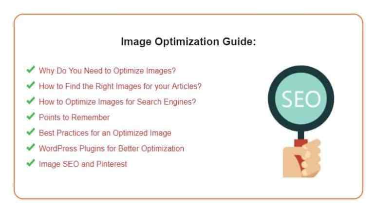 Image Optimization SEO