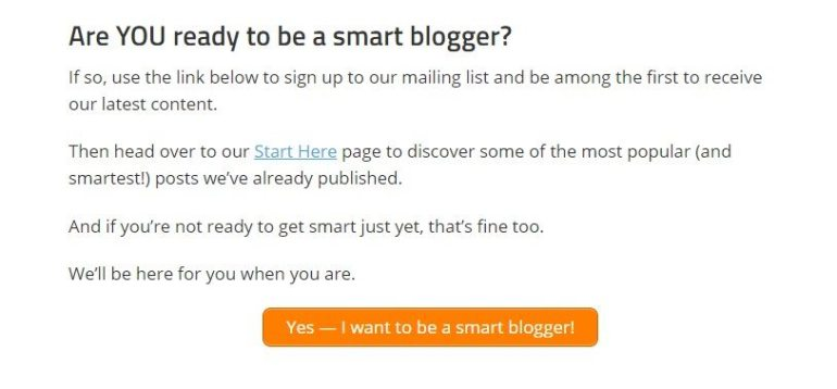 Smart Blogger About