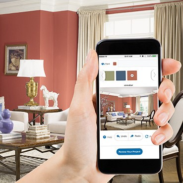 paint color visualizer digitally paint your room online on paint colors online id=33097