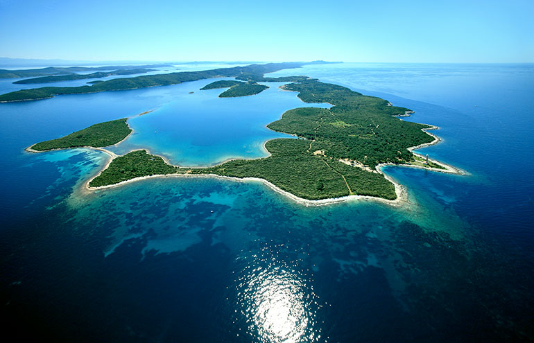 Croatia as a destination for sailing holidays