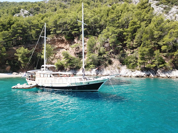Skippered Yacht Charter in Croatia
