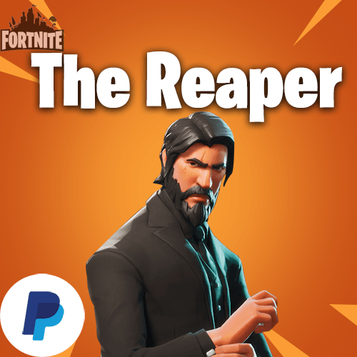 Fortnite Account with skin: The Reaper | MasterCheep Shop