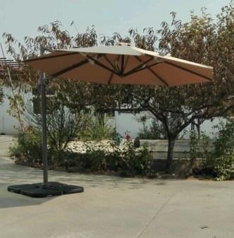 sombrilla para patio master chef