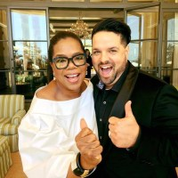 Classical Crossover Artist Fernando Varela Manifests A Meet And Greet With Oprah Winfrey
