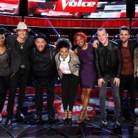 Vocal Masterclass Discussion For Season 11 Of The Voice: The Top 10 Live Show