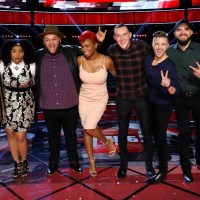 Vocal Masterclass Discussion For Season 11 Of The Voice: The Top 8 Live Show
