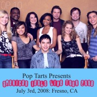 American Idol Season 7 Tour In Fresno, California: July 3rd, 2008