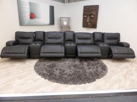 Teatro Electric Reclining Cinema Sofa Furnimax Brands Outlet