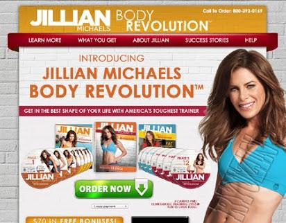 Jillian Michaels detox