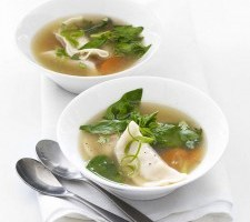 Dumpling Recipe For Soup