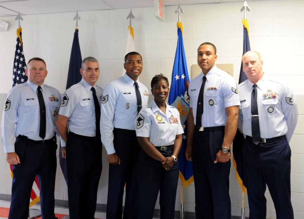 National Air Guard Requirements
