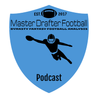 MDF Podcast – #14 – 2020 Rookie RB Rankings
