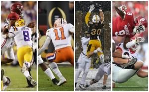 Schultz's Report: Big 4 Linebackers