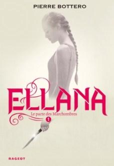 couverture d'Ellana de Pierre Bottero