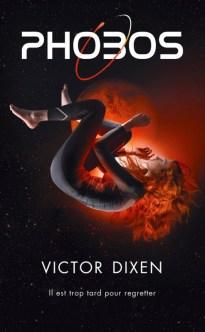 Couverture de Phobos de Victor Dixen