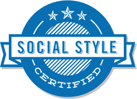 Social Style Certified Coach Facilitator Trainer
