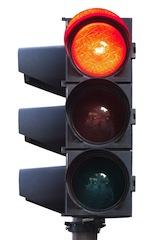 Feedback to teams traffic lights