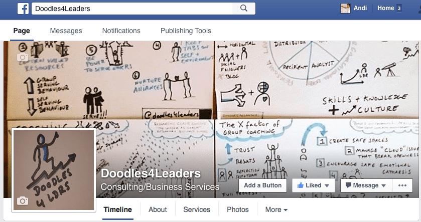Doodles4leaders on facebook