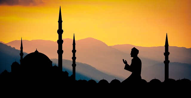Ramadan Praying - Masterflex Technical Hose