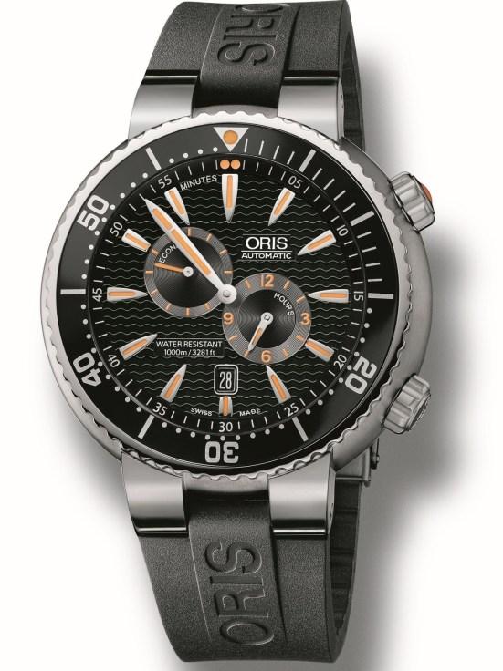 """Oris Regulateur """"Der Meistertaucher"""" 49mm diving watch"""